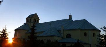 Kościół w Janowie